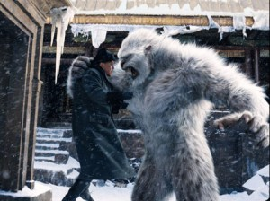 Оксфорд решил разобраться со Снежным человеком