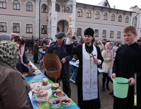 Православные тамбовчане на Пасху пройдут Крестным ходом