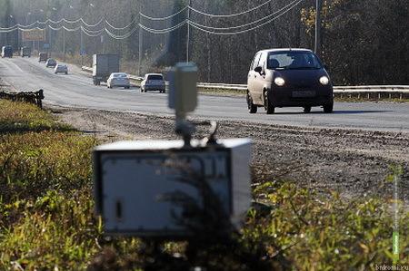 Тамбовские автоинспекторы разослали по почте 474 тысячи штрафных квитанций