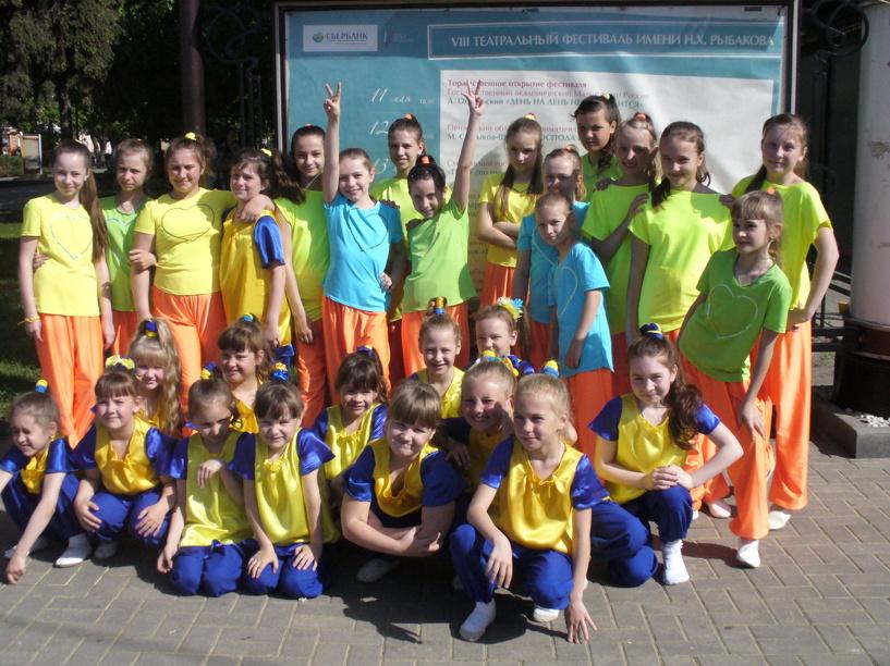«Ритм» в финале фестиваля «Танцуй Тамбов!-2»!