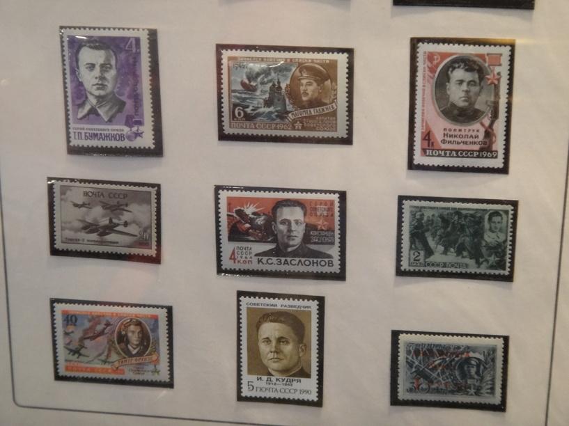 В Тамбове открылась филателистическая выставка