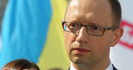 Премьер-министр Украины Арсений Яценюк ушел в отставку