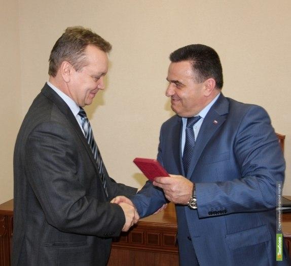 В тамбовском «Динамо» сменился руководитель
