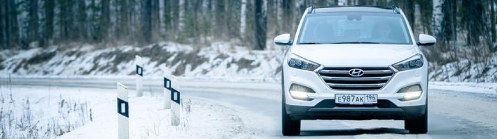 Бой продолжается: первая встреча с новым Hyundai Tucson