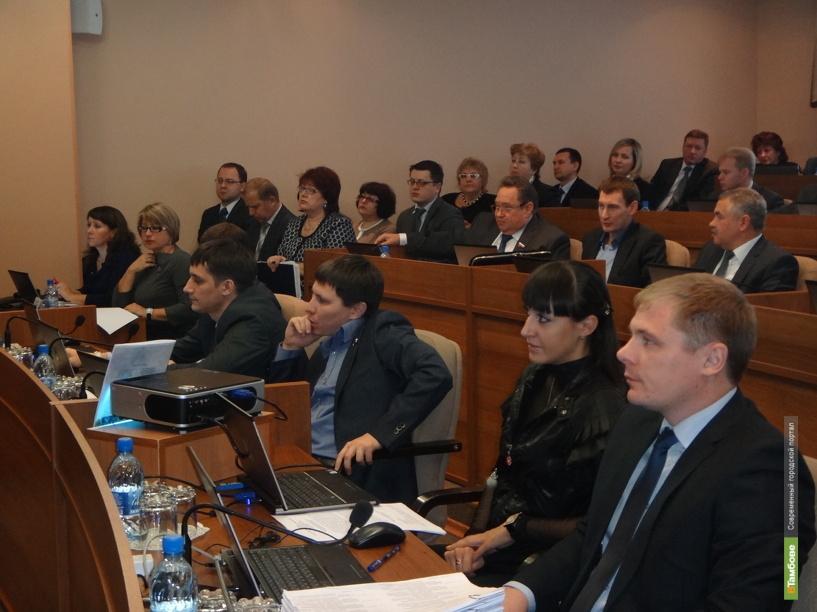 Тамбовские власти решили не тратить миллион рублей на одну букву