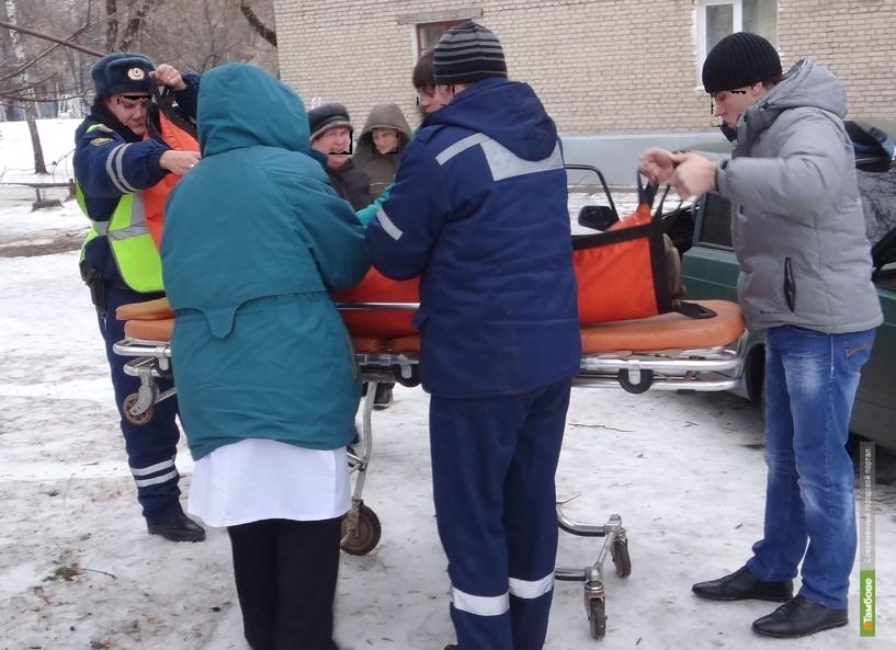 В Моршанском районе обнаружили тело молодого парня