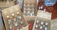 Полицейские изъяли почти полмиллиона бутылок контрафактного алкоголя