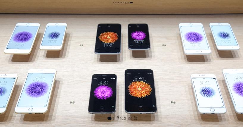 Презентация iPhone 6. Наконец-то Apple сделал свой Galaxy Note