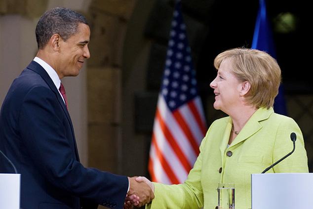 США и Германия договорились о новых санкциях против России