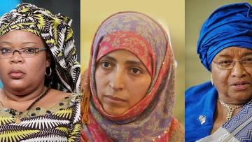 Церемония награждения Нобелевской премией мира проходит в Осло