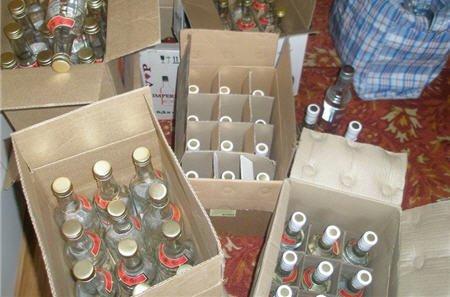 Дружинники помогают тамбовским полицейским закрывать алкомаркеты