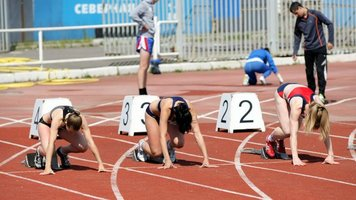 Тамбовчанка вернулась победительницей с чемпионат ЦФО по легкой атлетике