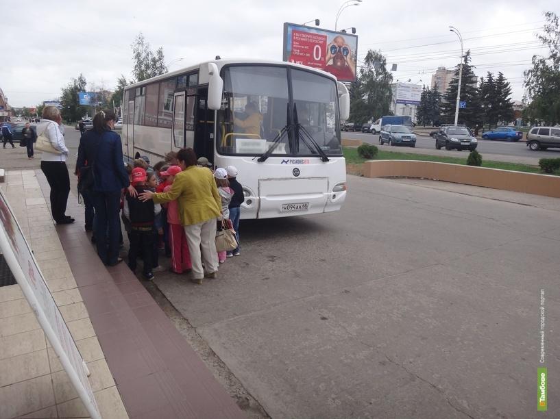 Из Тамбова пустили прямой автобус до Белгорода