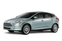Ford Focus будет ездить от солнечного света
