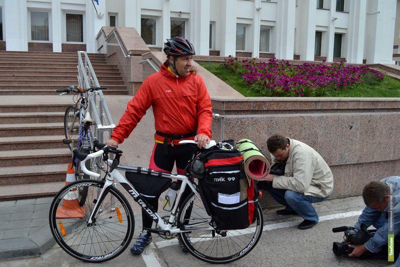 Тамбовчанин Осипов заканчивает путешествие по Мексике