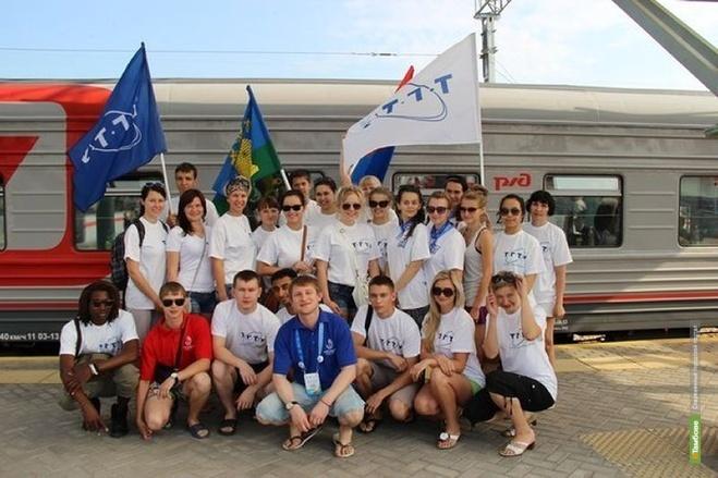 Тамбовские волонтеры получили благодарность от президента Татарстана
