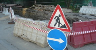 В Тамбове перекрыли часть улицы Фридриха Энгельса