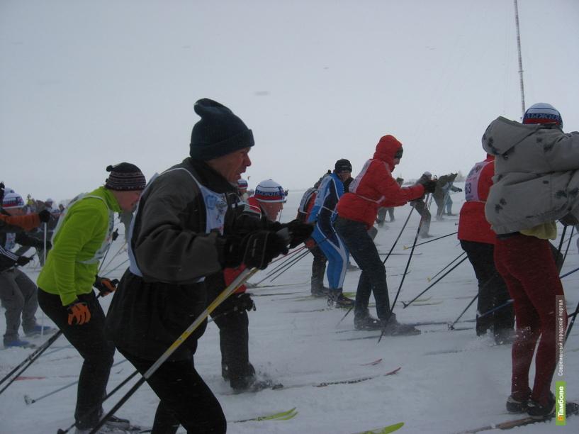 Плохая погода помешает тамбовчанам встать на лыжи