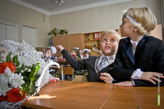 В первый класс пойдет более 2 с половиной тысяч юных тамбовчан