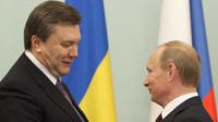 Путин и Янукович договорились о разделе морской границы