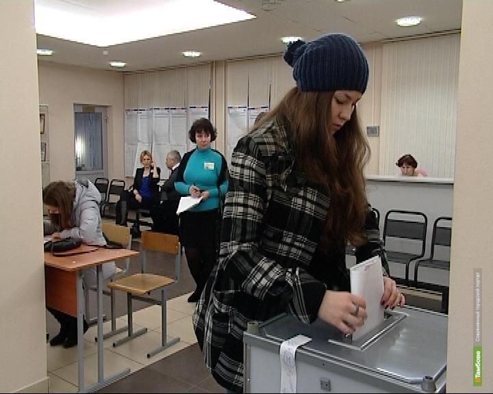 """Студентов Тамбова наградят """"За чистые выборы"""""""
