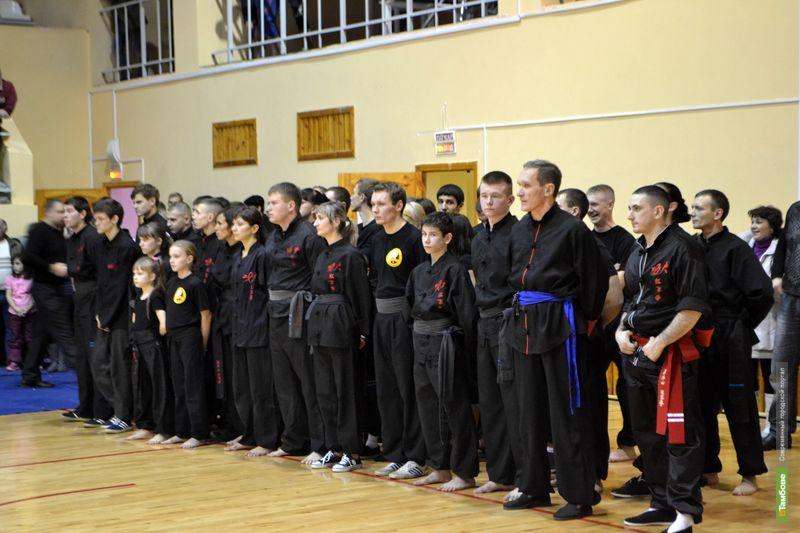 В Тамбове прошёл ежегодный фестиваль боевых искусств