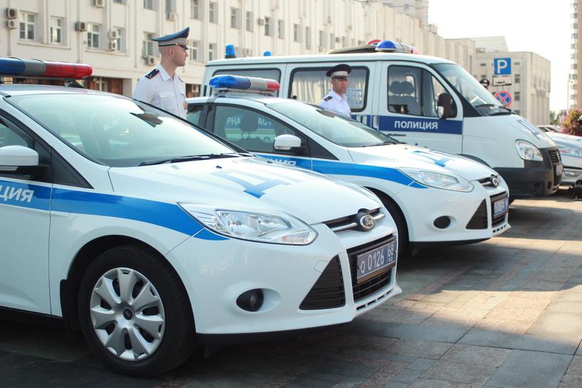 Тамбовские автоинспекторы получили новые машины