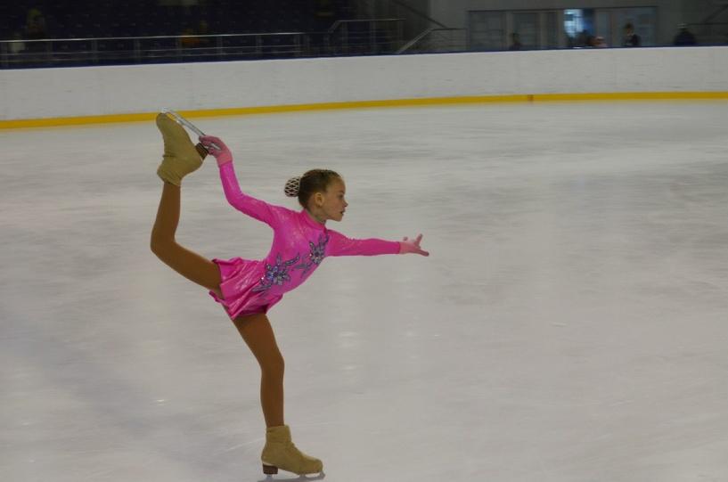 Юные тамбовчане вышли на «Горячий лёд»