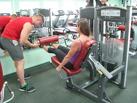 Тренируемся с умом: тренируем нижнюю часть тела