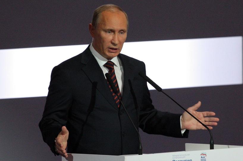 Владимир Путин отпустил начинающих предпринимателей на налоговые каникулы