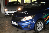 KIA Rio и Hyundai Solaris:  почти что близнецы