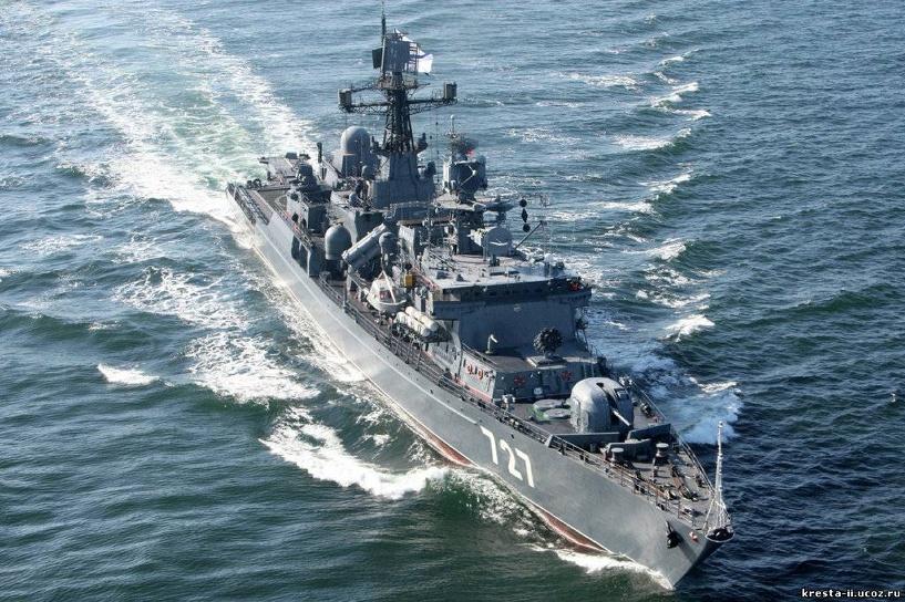 Минобороны: до конца года российский флот получит более 50 боевых кораблей