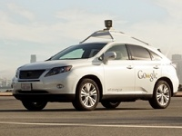 Беспилотники от Google проехали полмиллиона километров