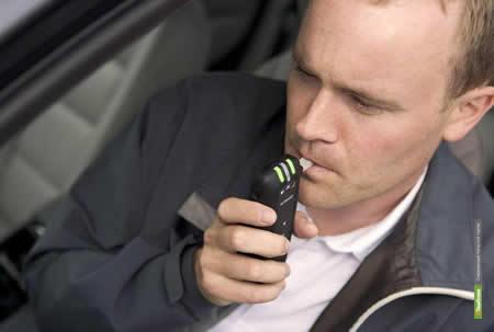 Автоинспекторы «отловят» нетрезвых водителей