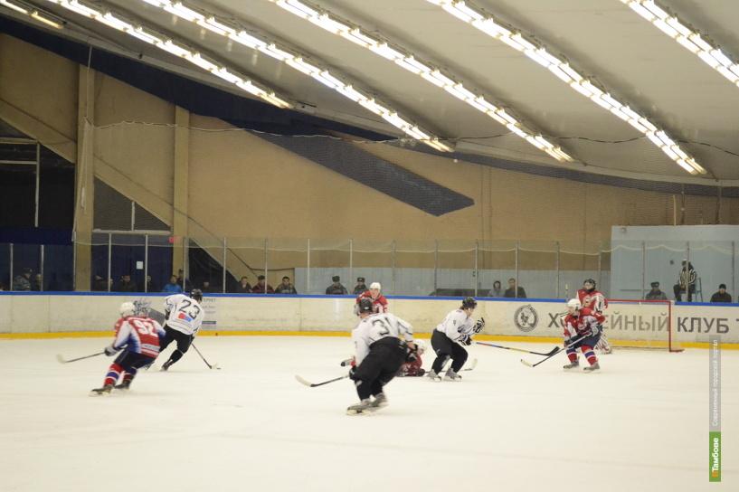 Тамбовские хоккеисты вернулись с «Кубка Кристалла»