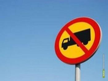 Большегрузные машины разрушают тамбовские трассы