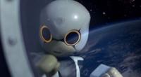 Японцы собрали робота, который избавит космонавтов от стресса