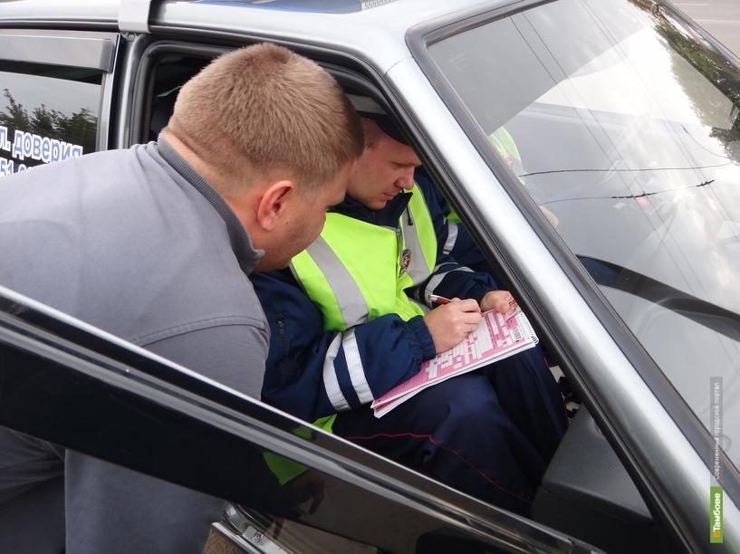 ГИБДД проверит, соблюдают ли тамбовчане правила перевозки детей