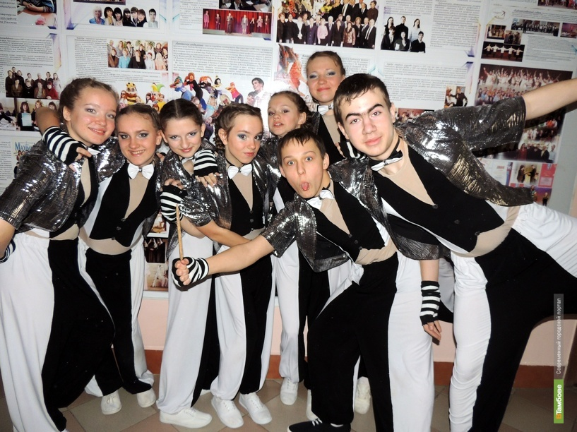 На фестиваль-конкурс «Танцуй, Тамбов!» приходят первые заявки