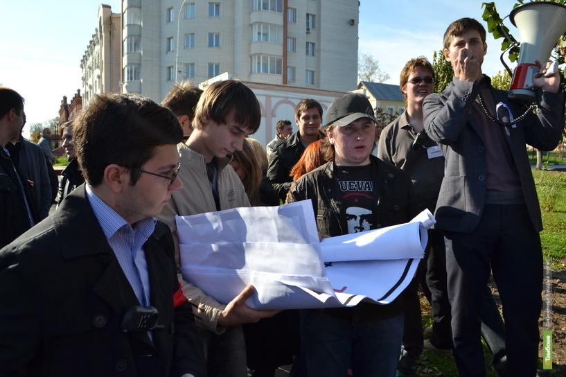 Защитники независимости ТГТУ зовут студентов в новый Союз