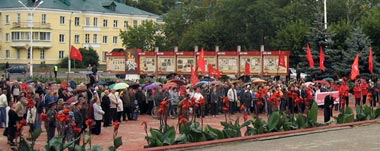 Тамбовские коммунисты требуют отставки мэра Котовска