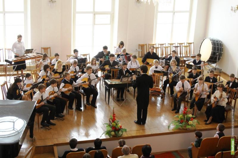 В Тамбове ищут звезд среди юных музыкантов