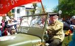День Победы в Тамбове: парад, «Бессмертный полк» и фейерверк