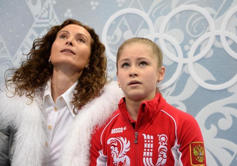 Юлия Липницкая: «Я хотела уйти из спорта, но не думала о смене тренера»