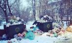 Мусорный переворот в Тамбове: дворы завалены отходами