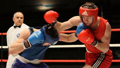Тамбовский боксер пробился в финал чемпионата России