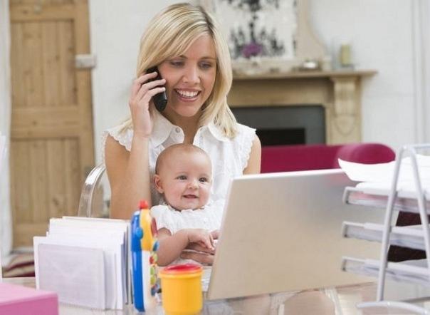 Тамбовские молодые мамы могут обучиться новой специальности