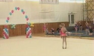 Областной турнир по художественной гимнастике прошёл в Тамбове
