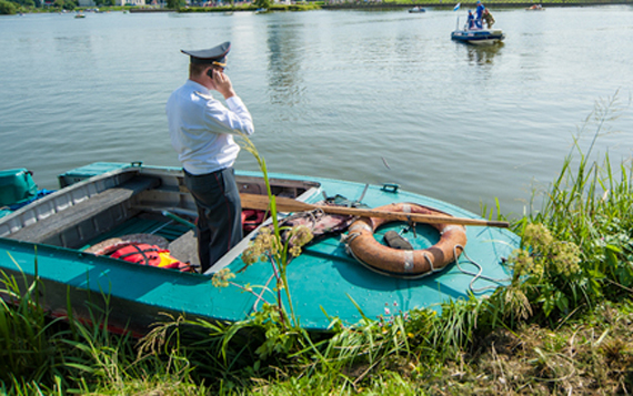 Тамбовские спасатели выловили ещё одного утопленника