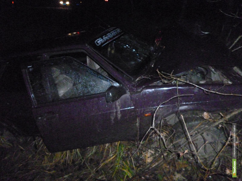 В ДТП на Северном обходе пострадали два человека